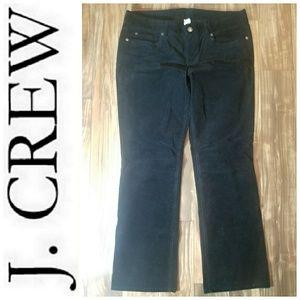 J. CREW Favorite Fit corduroy pants
